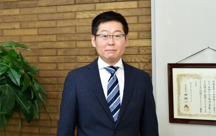 代表取締役社長 大澤 伸一郎